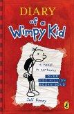 Diary of a Wimpy Kid\Gregs Tagebuch - Von Idioten umzingelt!, englische Ausgabe Bd.1