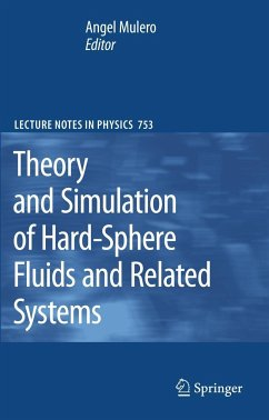 Theory and Simulation of Hard-Sphere Fluids and Related Systems - Mulero, Angel (ed.)