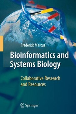 Bioinformatics and Systems Biology - Marcus, Frederick B.