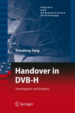 Handover in DVB-H - Yang, Xiaodong