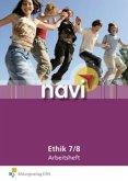 Navi Ethik 7/8. Arbeitsheft