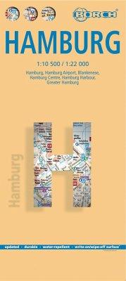 Borch Map Hamburg