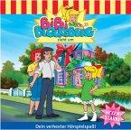 zieht um / Bibi Blocksberg Bd.21 (1 Audio-CD)