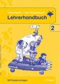 Tintenklecks - Das Deutschbuch 2 (NRW)