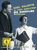 Karl Valentin & Liesl Karlstadt - Collection, 3 DVD
