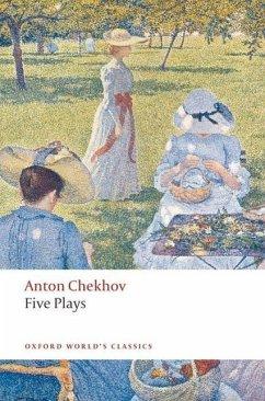 Five Plays - Chekhov, Anton