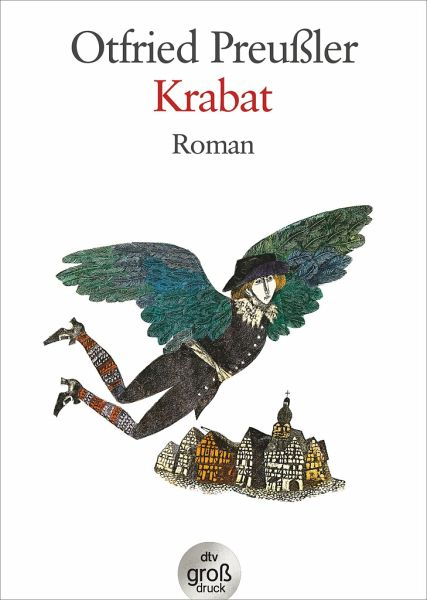 Krabat (Großdruck) - Preußler, Otfried