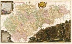 Erzgebirgischer Kreis, 1760, Plano