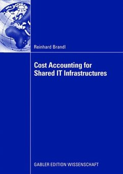 Cost Accounting for Shared IT Infrastructures