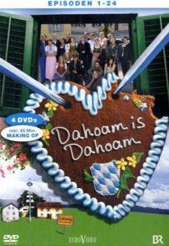 Dahoam is Dahoam - Episoden 01-24 (4 DVDs)