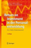 Return on Investment in der Personalentwicklung