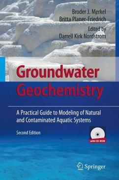 Groundwater Geochemistry - Merkel, Broder J.;Planer-Friedrich, Britta