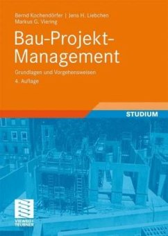Bau-Projekt-Management