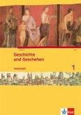 Geschichte und Geschehen 1. Schülerarbeitsheft. Nordrhein-Westfalen