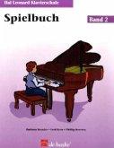 Hal Leonard Klavierschule, Spielbuch