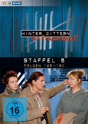 Hinter Gittern - Staffel 06 (6 DVDs)