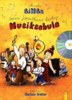 Herrn Jonathans lustige Musikschule