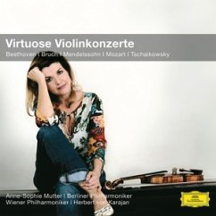 Anne-Sophie Mutter: Virtuose Violinkonzerte (Cc) - Anne-Sophie Mutter