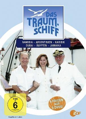 Das Traumschiff DVD-Box 5 3 DVDs
