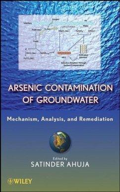 Arsenic Contamination of Groundwater: Mechanism, Analysis, and Remediation