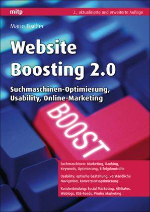 Website Boosting 2.0 - Fischer, Mario