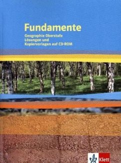 Fundamente. Geographisches Grundbuch. Lösungshe...