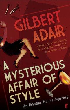 A Mysterious Affair of Style - Adair, Gilbert