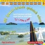600 Spanisch Vokabeln spielerisch erlernt, Audio-CD
