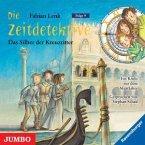 Das Silber der Kreuzritter / Die Zeitdetektive Bd.9 (CD)