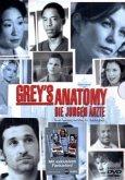 Grey's Anatomy: Die jungen Ärzte - Die komplette zweite Staffel (8 DVDs)