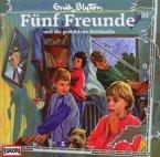 Fünf Freunde und die gestohlene Briefmarke / Fünf Freunde Bd.35 (1 Audio-CD)