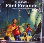 Fünf Freunde und das rätselhafte Medaillon / Fünf Freunde Bd.38 (1 Audio-CD)