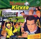 Teufelskicker und Revolverheld! / Teufelskicker Hörspiel Bd.12