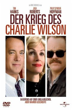 Der Krieg des Charlie Wilson - Tom Hanks,Julia Roberts,Philip Seymour Hoffman