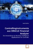 Controllinginstrumente aus ORACLE Financial Analyzer