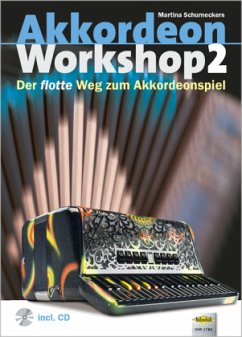 Akkordeon Workshop, m. Audio-CD