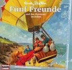 Fünf Freunde und das Abenteuer im Ballon / Fünf Freunde Bd.37 (1 Audio-CD)
