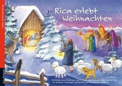 Rica erlebt Weihnachten - Pramberger, Susanne; Ignjatovic, Johanna