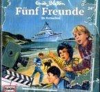 Fünf Freunde im Fernsehen / Fünf Freunde Bd.24 (1 Audio-CD)