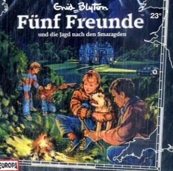 F 252 Nf Freunde Und Die Jagd Nach Den Smaragden F 252 Nf