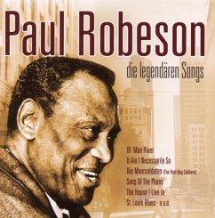 Die Legendären Songs - Robeson,Paul