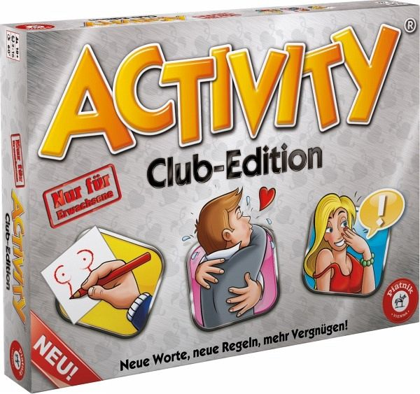 Piatnik 6038 - Activity Club Edition, ab 18 Jahren