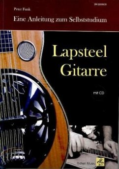 Lapsteel-Gitarre, m. Audio-CD