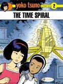 Yoko Tsuno Vol. 2: the Time Spiral