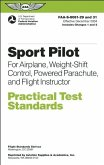 Sport Pilot Practical Test Standards for Airplane, Weight-Shift Control, Powered Parachute, and Flight Instructor: Faa-S-8081-29 and 31