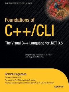 Foundations of C++/CLI - Hogenson, Gordon