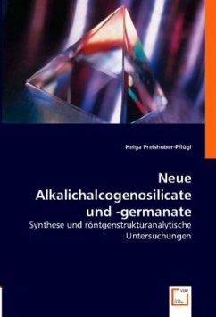 Neue Alkalichalcogenosilicate und -germanate