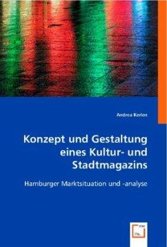 Konzept und Gestaltung eines Kultur- und Stadtm...
