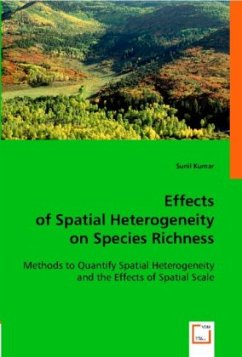 Effects of Spatial Heterogeneity on Species Richness