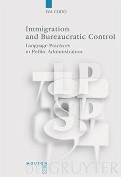 Immigration and Bureaucratic Control - Codó, Eva